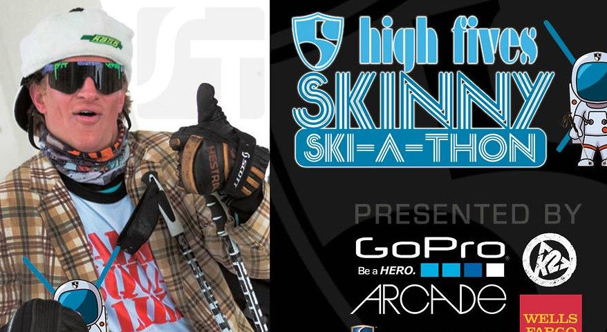 Skinny Ski-A-Thon