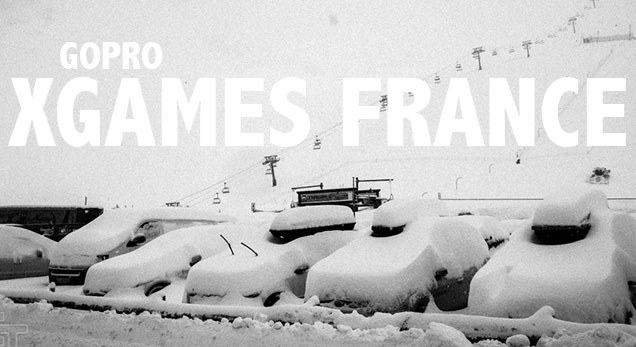 XGames with GoPro in France